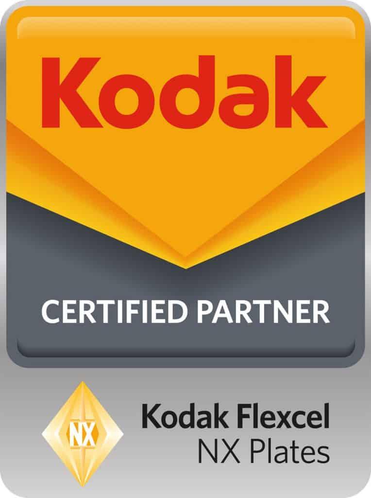 Certified Partner Kodak Flexcel NX